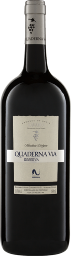 Quaderna Via Reserva Navarra DO 2007 Magnum