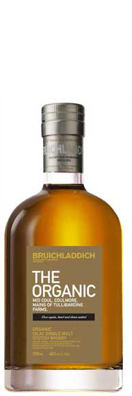 bruichladdich organic whisky tasting kit probiowein. Black Bedroom Furniture Sets. Home Design Ideas