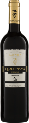 Quaderna Via Especial Navarra DO 2017 Biowein
