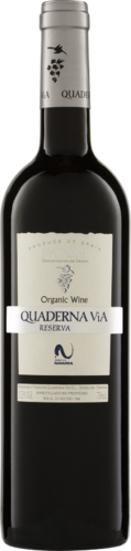 Quaderna Via Reserva Navarra DO 2014 Biowein