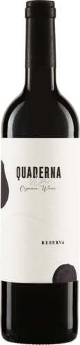 Quaderna Via Reserva Navarra DO 2016 Biowein