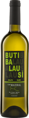 Butibalausi Blanco DO 2018 Can Majoral Biowein