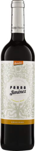 Graciano Demeter DO 2017 Parra Biowein