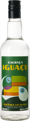 Cachaca Iguacu Fair Trade Bio