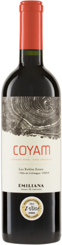 Coyam DO 2015 Emiliana Biowein