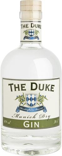 The Duke Munich Dry Gin Bio