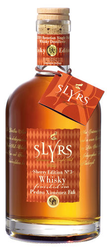 Slyrs Whisky XO Sherry Edition 03 Lantenhammer