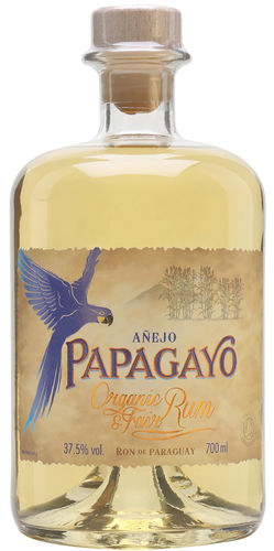 Papagayo Golden Rum Bio