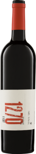 1270 A Vuit Priorat DO 2010 Celler Hidalgo Bio