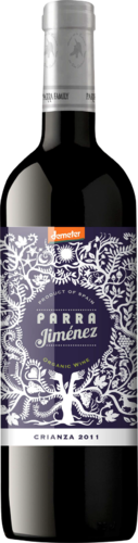 Tempranillo Roble Demeter DO 2016 Parra Biowein