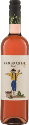 LANDPARTY Rosé 2019 Bio