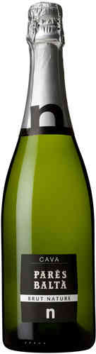 Cava Brut Nature Pares Balta Bio