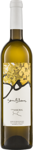 Chardonnay Son Blanc Mallorca Do 2017 Can Majoral Bio