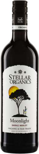 Moonlight Shiraz-Merlot 2020 Stellar Biowein