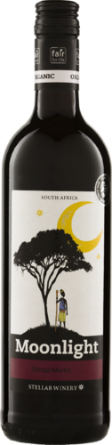 Moonlight Shiraz-Merlot 2018 Stellar Biowein