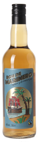 Ron de Marinero Bio Rum Fair Trade