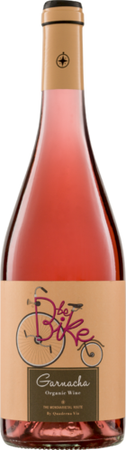 be Bike Garnacha Rosado Navarra DO 2017/2018 Quaderna Via Bio