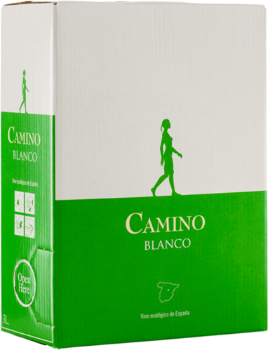Camino Blanco Bag in Box 3l Biowein