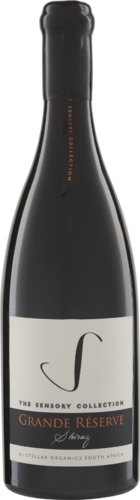 The Sensory Collection Réserve Shiraz 2015 Stellar Organics Biowein