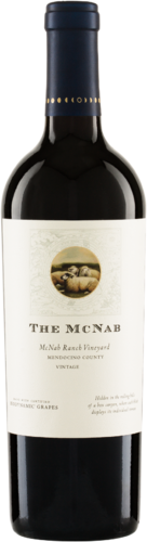 The Mac Nab Mendocino County 2016 Bonterra Biowein