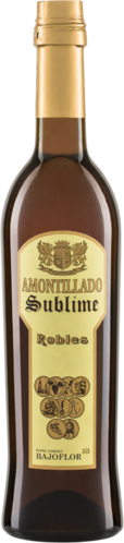 Amontillado Montilla-Moriles DO Robles Bio
