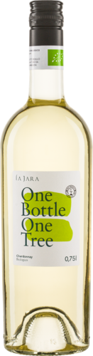 'One Bottle one Tree'  Chardonnay Veneto IGT 2019 La Jara Biowein