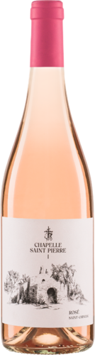 Chapelle Saint Pierre Rosé 2019 Saint Chinian AOC